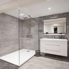 201 2018 Antique Bathroom Ideas - Décoration et Bricolage Bathroom Design Small, Bathroom Interior Design, Modern Bathroom, Master Bathroom, Bathroom Designs, Shower Bathroom, Vanity Bathroom, Diy Shower, Small Bathrooms