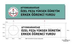 Millî Eğitim Bakanlığı Tabelaları Ölçü Oran ve Kuralları