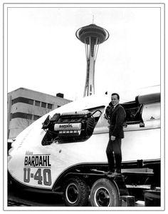 U-40, Miss Bardahl, Seattle 1962