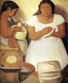Diego Rivera (Mexican: 1886 – 1957)