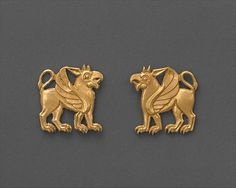ancientpeoples:  Golden dress ornaments  Scythian  Northern...