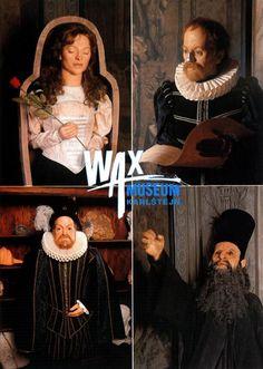 WAX MUSEUM KARLŠTEJN Wax Museum, Czech Republic, Prague, Halloween, Movies, Poster, Art, Art Background, Films
