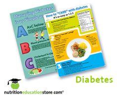 Diabetes Education Materials