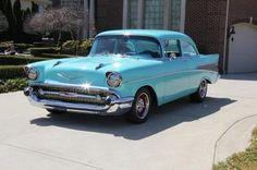 Bel Air/150/210 Watch Video 1957 Chevy 210 Big Block Sweet Restored HOT SHOW CAR