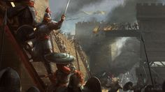 ArtStation - The Siege, CONCEPT 4