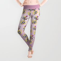 #leggings #yogapants #pink #endometriosis #awareness #pattern