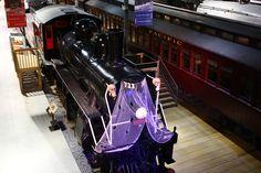 Fantômes ferroviaires (2014) / Railway Ghosts (2014) #exporail #musée #museum #trains #familyactivities #Halloween Railway Museum, Canada, Family Activities, Trains, Fair Grounds, Halloween, Fun, Halloween Labels, Spooky Halloween