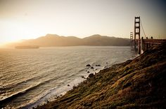 golden gate beauty San Fran, I miss your beauty, your company, your love.