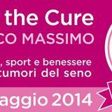 Race fot the Cure Manifestazione organizzata dalla Komen Italia per sensibilizzare al tema della lotta al tumore del seno Tre giorni di attività fisica e solidarietà 16-18 maggio 2014 Via dell'Ara Massima di Ercole, Roma, Italia