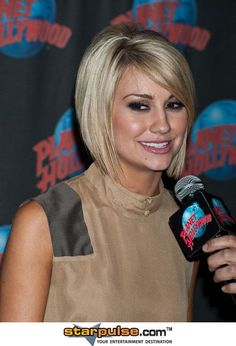 Chelsea Kane Pictures & Photos - Chelsea Kane Visits Planet Hollywood Times Square in New York City on May 2011 Cut My Hair, Love Hair, Great Hair, Gorgeous Hair, New Hair, Pretty Hairstyles, Bob Hairstyles, Straight Hairstyles, Short Hair Cuts
