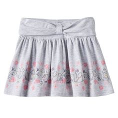 Disney's Beauty and the Beast Toddler Girl Mrs. Potts, Chip & Cogsworth Glitter Skort by Jumping Beans®