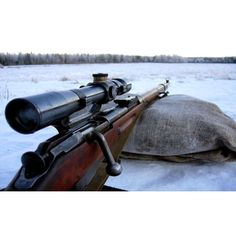 Mosin-Nagant Sniper Rifle, overlooking it's natural hunting ground. Widowmaker, Overwatch, Assassin, Shelter, The Revenant, Ak 47, Guns And Ammo, Bucky Barnes, Paladin