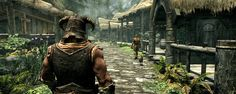 ZZZGamesBR: ZGB Start: Skyrim Remaster roda em 4K nativo no PS...