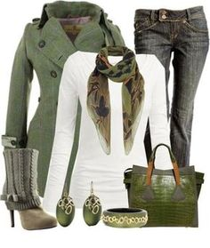 fall-and-winter-outfit-ideas-2017-35-1 50+ Cute Fall & Winter Outfit Ideas 2017
