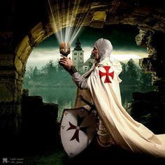 Templars. Keepers of the Holy Grail