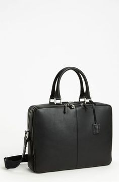 WANT Les Essentiels de la Vie 'Trudeay' Leather Briefcase available at #Nordstrom
