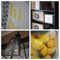 10 DIY Kitchen Ideas collage