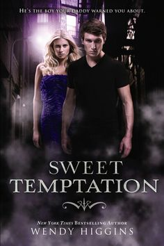 The Cover for Sweet Temptation is finally here!!! Here is the book bio and Amazon link :  Bad boy Kaidan Rowe has never wanted for anything--money, popularity, musical talent...hot girls--but seducing them is part of his duty as a Nephilim, slave to the demon Dukes. As the son of the Duke of Lust, Kaidan has learned his father's ways, becoming a master of passion, a manipulator of chemistry. Disobeying his father would mean certain death. Thankfully for Kaidan, he's good at his job. And he…