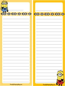 Minion classroom theme - Free Printables and Activities from the Animated Movie Despicable Me – Minion classroom theme Minion Classroom Theme, Minion Theme, Classroom Design, Classroom Themes, Minion Birthday, Diy Birthday, Birthday Gifts, Minion School, Minion Craft