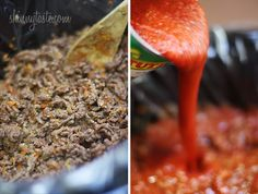 Crock Pot Bolognese Sauce - keeps great in the freezer!