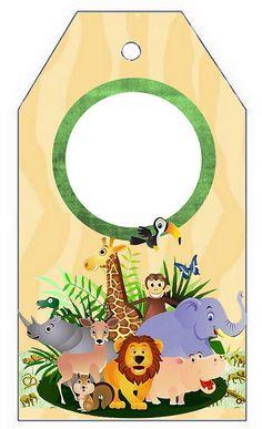 safari+animais+Tag+Agradecimento3.jpg (487×800)