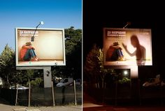 """Child abuse campaign in Bulgaria """"Let's make the invisible visible"""" [960×650]"""