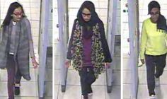 In February, three teenage girls left their homes and families in London to travel to Syria and join ISIS. | How ISIS Uses Twitter To Recruit Women - BuzzFeed News