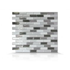removable backsplash!  genius for renting!!