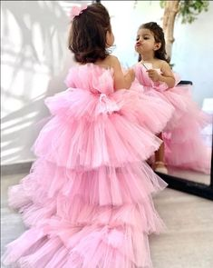 Cheap Flower Girl Dresses, Girls Pageant Dresses, Tulle Flower Girl, Tulle Flowers, Girls Dress Up, Baby Girl Dresses, Baby Dress, Birthday Dresses, Wedding Party Dresses