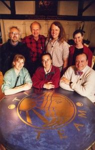 The original Time Team, from series 1