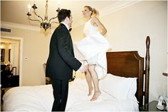 25 Intimate Wedding Photos That Capture The Romance Of The Big Day