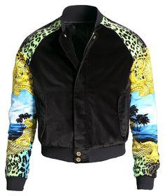 Versace H&M Bomber Jacket