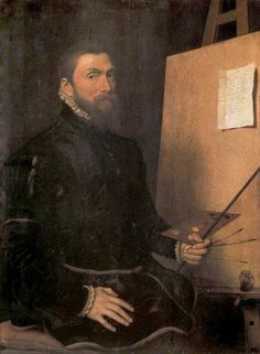 """Self-Portrait of Antonis Mor"" Sir Anthonis Mor, also known as Anthonis Mor van Dashorst and Antonio Moro (1517-1577, Dutch) - Wikipedia"