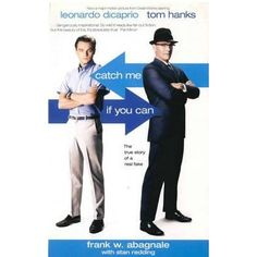 The true story of a daring con man, which was made into a film of the same name, starring Leonardo diCaprio (BIO ABA)