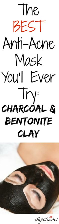 This DIY charcoal & bentonite face mask is the ultimate acne fighting mask! Activated charcoal cleans deep into pores and gets rid of sebum and dirt, while bentonite clay disinfects, reduces bumps and redness, and detoxes. Combined, these two ingredients make the perfect marriage to combat problem skin. I love this mask because it's so… Read More »