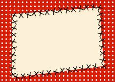 Baixe agora o kit Fundo Xadrez Vermelho e Poá usado no kit festa junina do blog, para você personalizar do jeito que quiser e criar seus personalizados