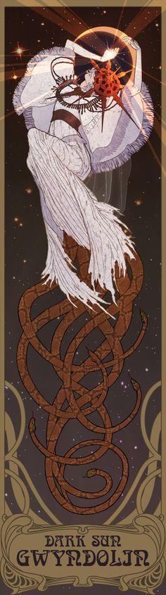 Dark Souls: Dark Sun Gwyndolin