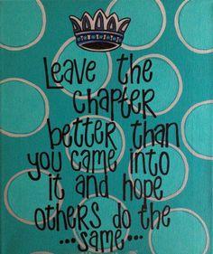 ♕ chapter loveeee ♕