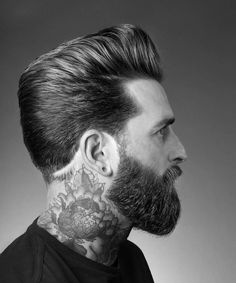 Latest Mens Hairstyles + Haircuts 2017 - Gentlemen Hairstyles