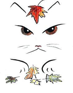 Sumi-e Cats - terryhi02