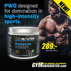 star nutrition pwo