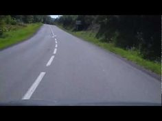 Clermont Ferrand Charade - tour on the original track