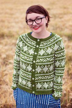 Fair Isle Knitting, Lace Knitting, Knitting Patterns, Knit Crochet, Knitting Projects, Knitting Sweaters, Knit Vest Pattern, Cardigan Design, Stocking Pattern