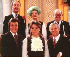 Visit the graves of the entire Are You Being Served? cast, minus Nicholas Smith, may he live forever and keep my childhood alive