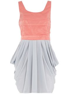 So fun I have a dress same colors slightly different style just doesn't fit right so I clearly need this one! Haha