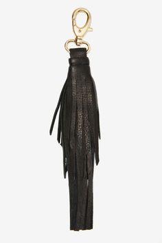 B-Low the Belt Leather Tassel