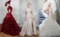 Wedding Gowns from Ian Stuart   Wedding Inspirasi