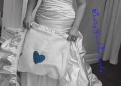 Wedding Dress, Something Blue