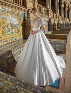 Vestido de Noiva J-740