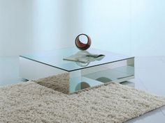 Mesa de centro LITT by Acerbis International | design BURATTI BATTISTON